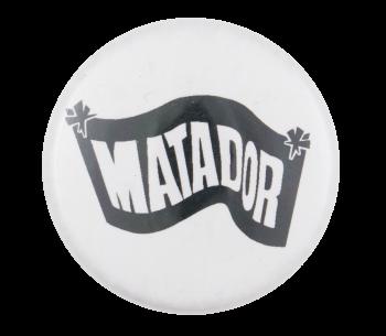 Matador Records Music Button Museum