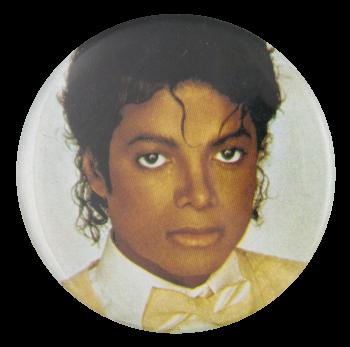 Michael Jackson Photograph Music Button Museum