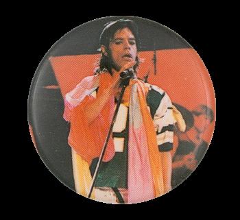 Mick Jagger Music Button Museum