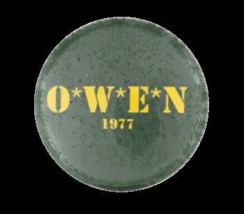 Owen 1977 Music Button Museum