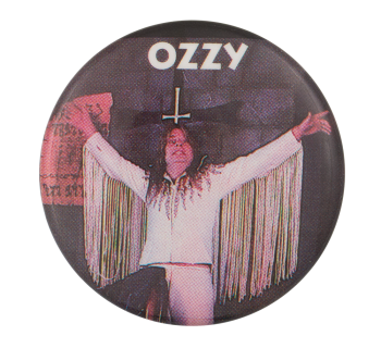 Ozzy Music Button Museum