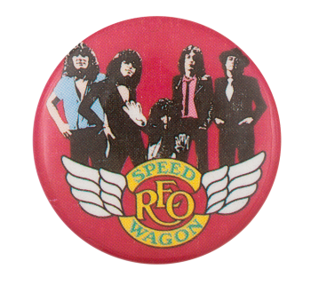 REO Speed Wagon Music Button Museum