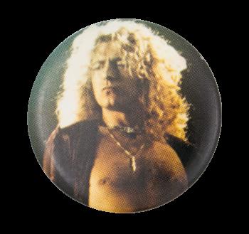 Robert Plant Music Button Museum