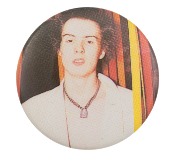 Sid Vicious Music Button Museum