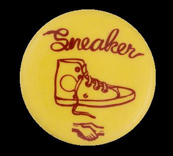 Sneaker Music Button Museum