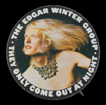 The Edgar Winter Group Music Button Museum