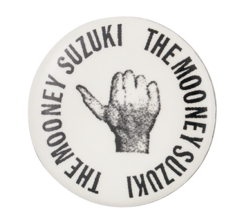 The Mooney Suzuki Music Button Museum