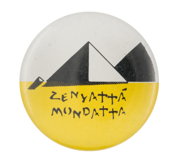 The Police Zenyatta Mondatta Music Button Museum