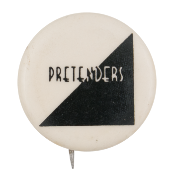 The Pretenders Music Button Museum