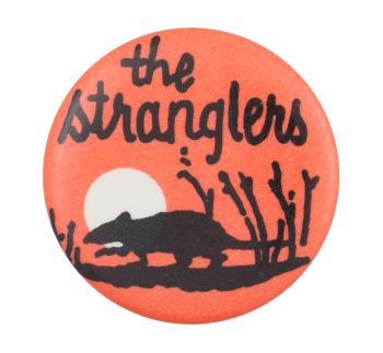 The Stranglers Music Button Museum