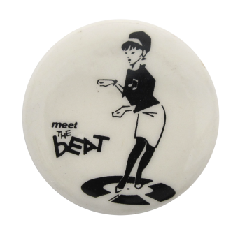 The Beat Music Button Museum