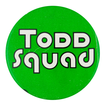 Todd Squad Music Button Museum
