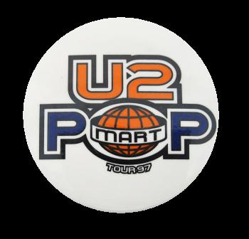 U2 PopMart Tour Music Button Museum