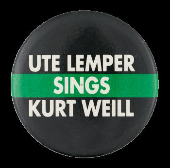 Ute Lemper Sings Music Button Museum