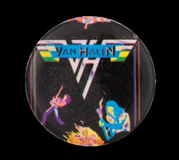 Van Halen Music Button Museum