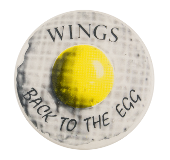 Wings Back to the Egg Music Button Museum