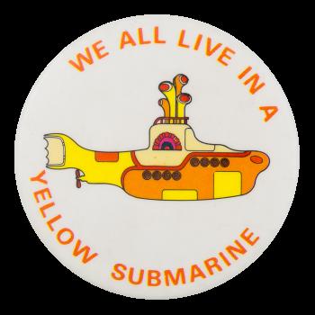 Yellow Submarine Music Button Museum
