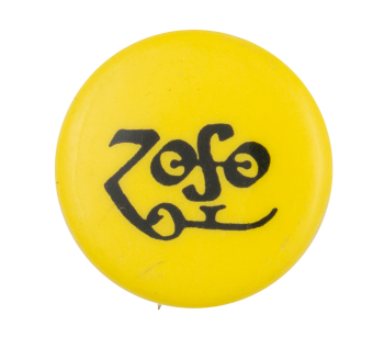 Zoso Jimmy Page Music Button Museum