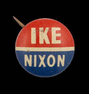 Ike Nixon Political Button Museum