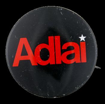 Adlai Political Button Museum