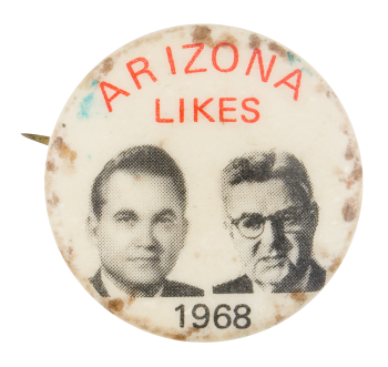 Arizona Likes Political Button Museum