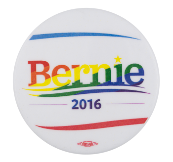 Bernie 2016 Political Button Museum