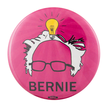 Bernie Political Button Museum