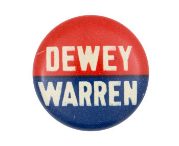 Dewey Warren Political Button Museum