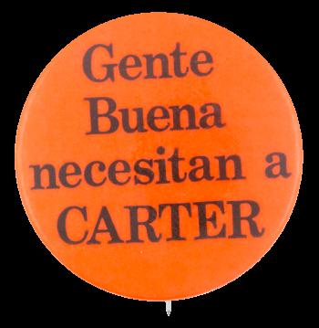 Gente Buena Carter