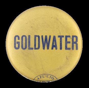 Goldwater Political Button Museum