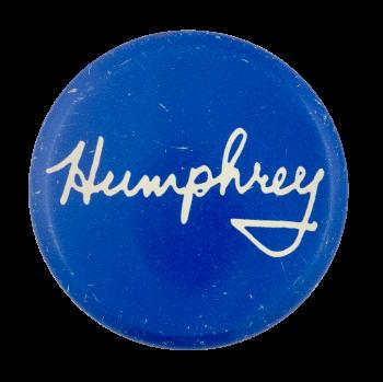 Humphrey Political Button Museum