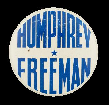 Humphrey Freeman Political Button Museum
