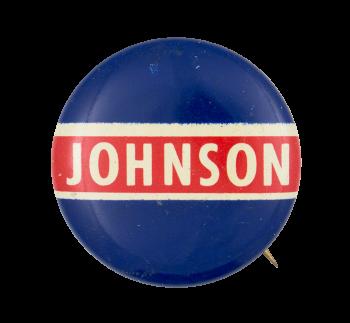 Johnson Political Button Museum