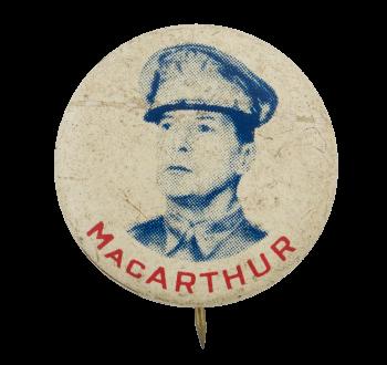 MacArthur Political Button Museum