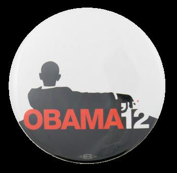 Mad Men Obama Political Button Museum