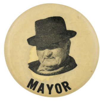 Mayor Political Button Museum