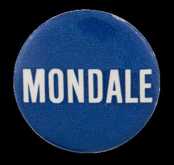 Mondale Political Button Museum