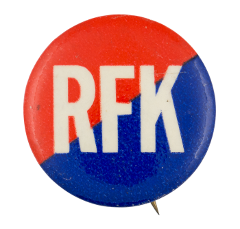 RFK Political Button Museum