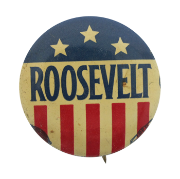 Roosevelt Political Button Museum