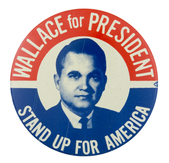 Stand Up for America Political Button Museum