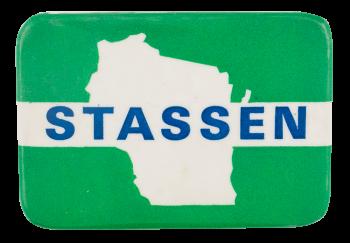 Stassen Political Button Museum