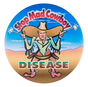 Stop Mad Cowboy Disease