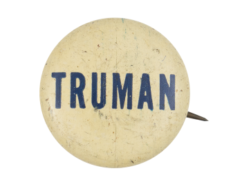 Truman Political Button Museum