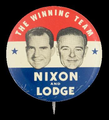 Winning Team Political Button Museum