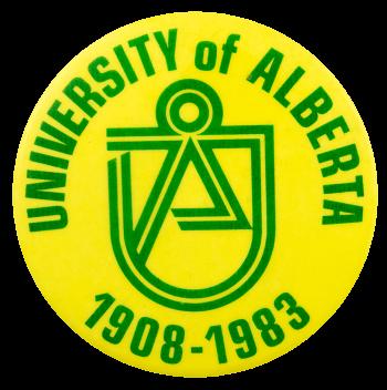 University of Alberta School Busy Beaver Button Museum