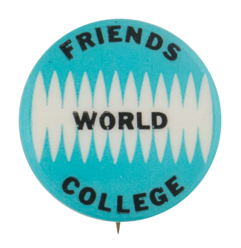Friends World College Schools Button Museum
