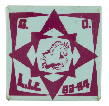 GO LIC Schools Button Museum