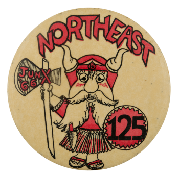 Northeast Vikings School Busy Beaver Button Museum