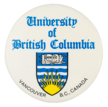 University of British Columbia School Button Museum