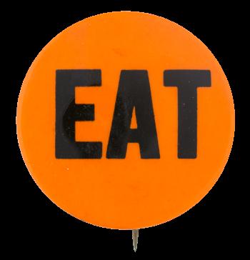 Eat Social Lubricators Button Museum